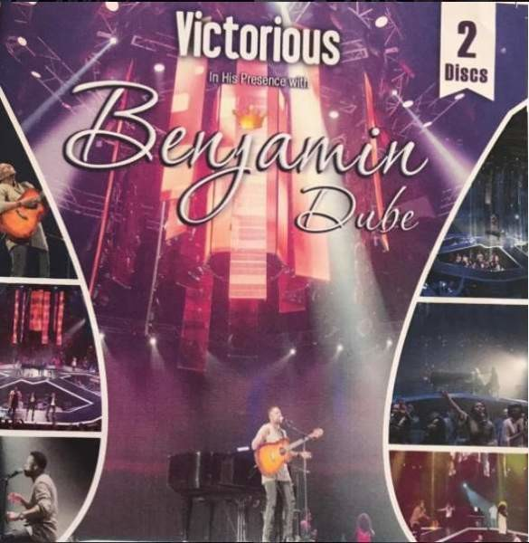 Benjamin dube he touched me (live) youtube.
